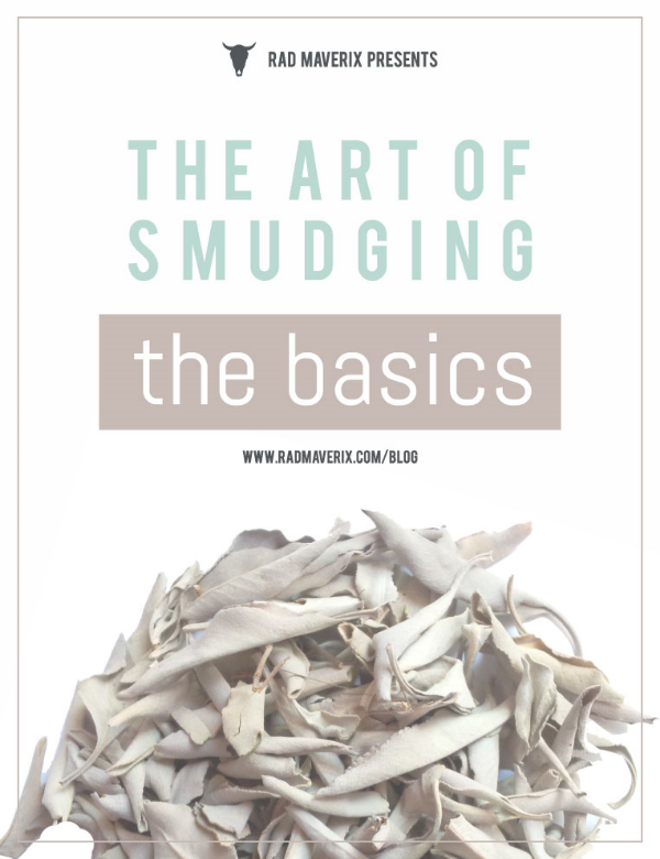The Art of Smudging 101: The Basics