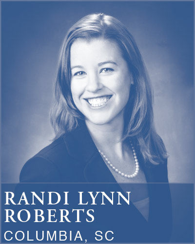 A native of Aiken, South Carolina, Randi Lynn graduated from the University of South Carolina and the Charleston School of Law. Following law school, Randi Lynn completed clerkships with the Honorable Thomas A. Russo, Twelfth Judicial Circuit, and the Honorable James E. Lockemy, South Carolina Court of Appeals. Randi Lynn represents retailers and insurers in premises liability and tort cases, as well as family law clients. Click here to email Randi Lynn.