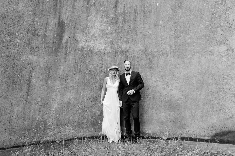 Moderne Hochzeitsbilder