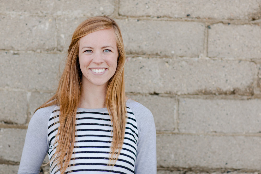 Bailey Richardson  -   Executive Pastoral Assistant   Focus: Assistance to Lead Pastor  Fun Fact: References  The Office  so often we're afraid she thinks Dwight Schrute is her real-life best friend.  Favorite Verse:  I came that they may have life and have it abundantly. (John 10:10 ESV)