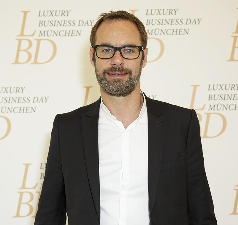 Bart de Boever, LVMH
