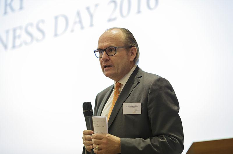 Christian Köhler, Markenverband