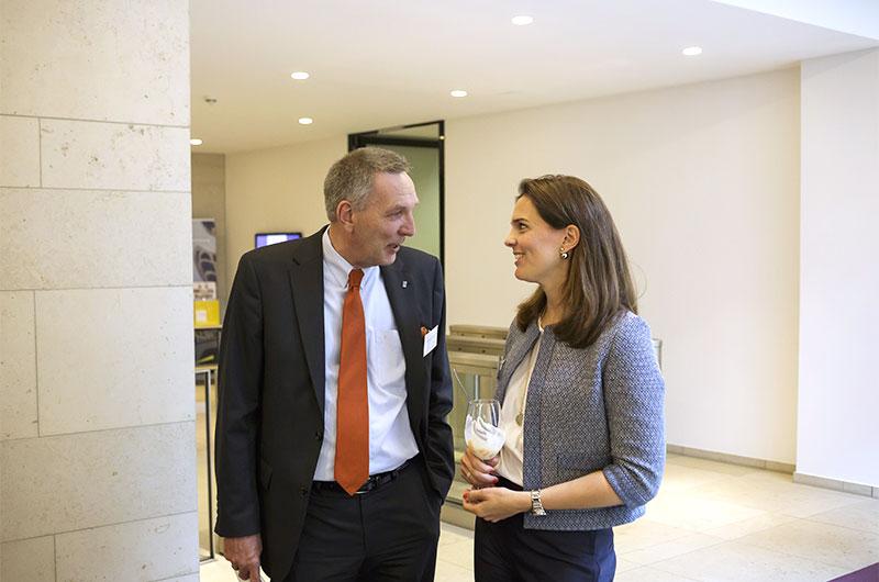 Peter-Paul Schoppmann, Rolls-Royce Motor Cars, im Gespräch mit Irene Ramme, Parmigiani Fleurier