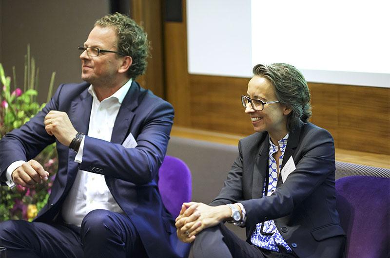 Jens Gardthausen, Moët Hennessy, und Barbara Evans, Facit Research