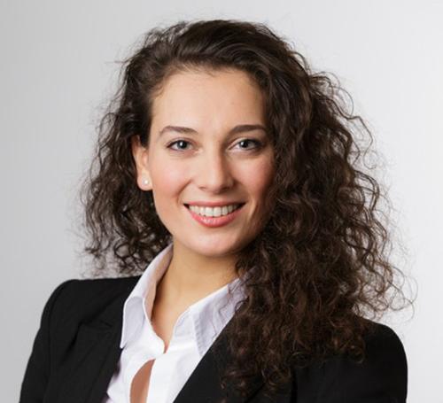 Xenia Abrosimowa,  EY   Manager (Advisory Services)