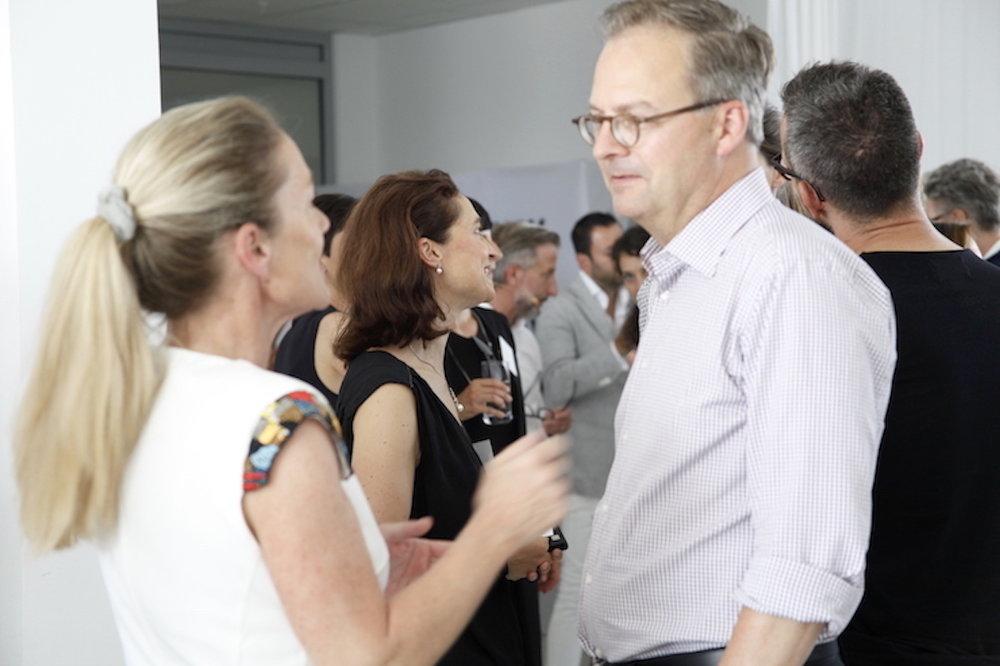 Sabine Adleff, BurdaStyle und Arndt Papenfuß, Kaldewei