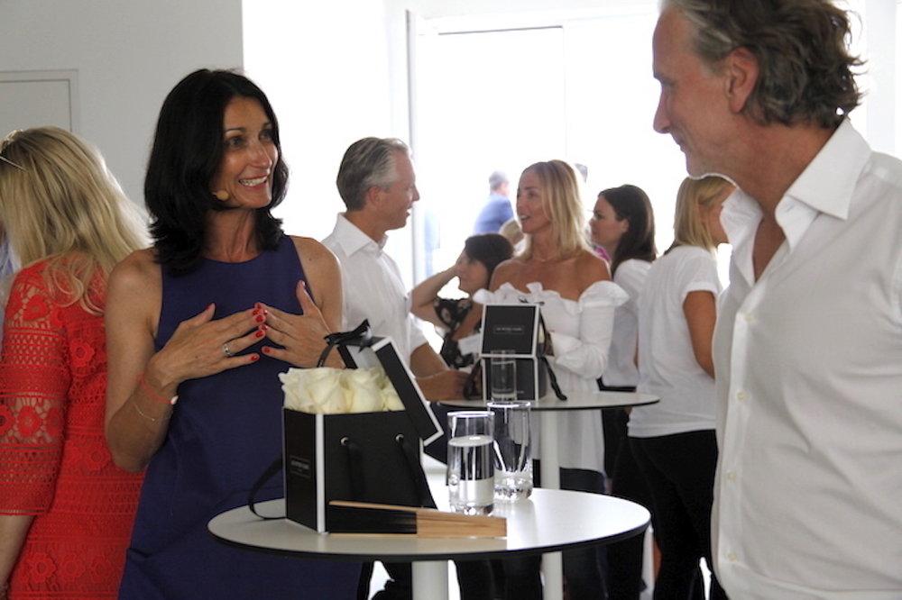 Petra-Anna Herhoffer, INLUX im Gespräch mit  Michael Girstmair, STRATACT