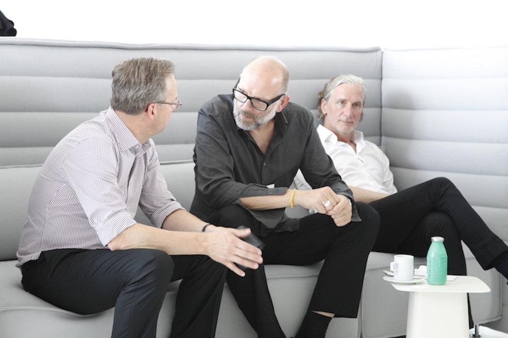 Arndt Papenfuß, Kaldewei, Stefan Weil, Atelier Markgraph, Michael Girstmair, STRATACT