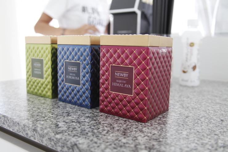 LBD Luxury Business Day 2017 Newby Tea.JPG