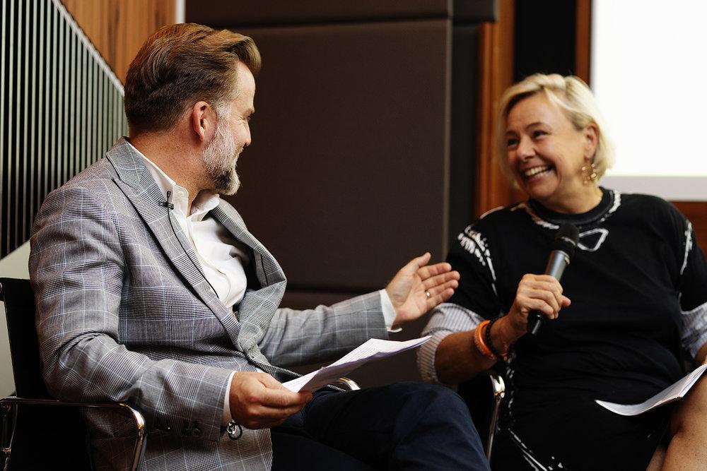 Jörn F. Kengelbach, Robb Report und Katrin Stoll, Neumeister