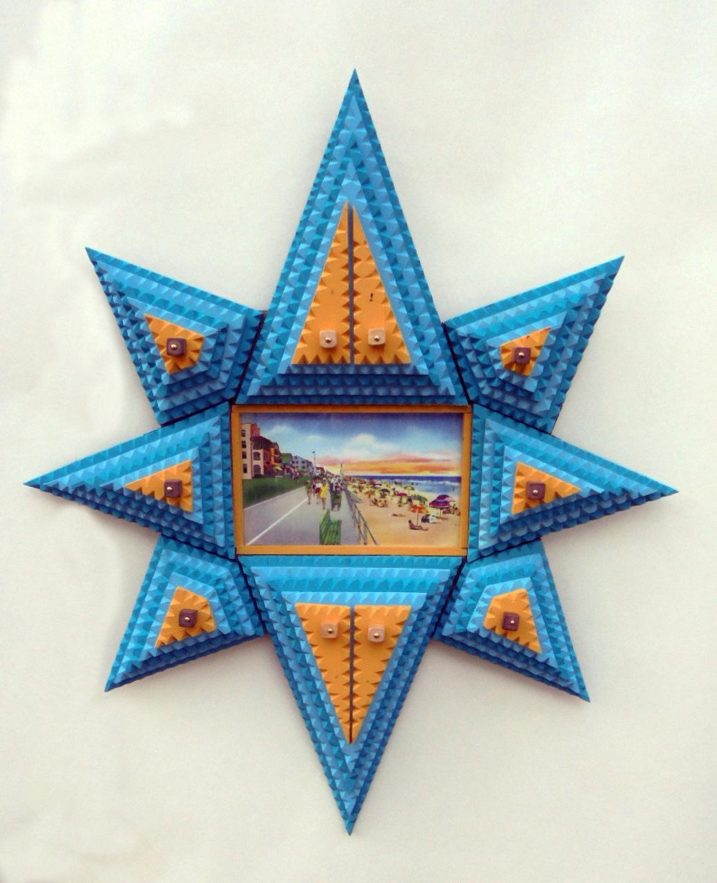 Starburst frame 1