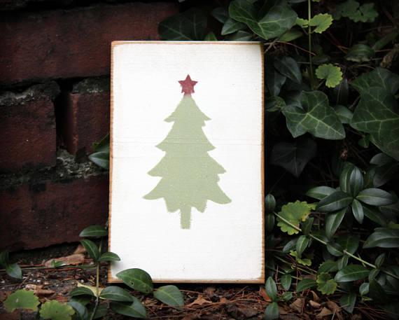 rustic christmas tree sign.jpg