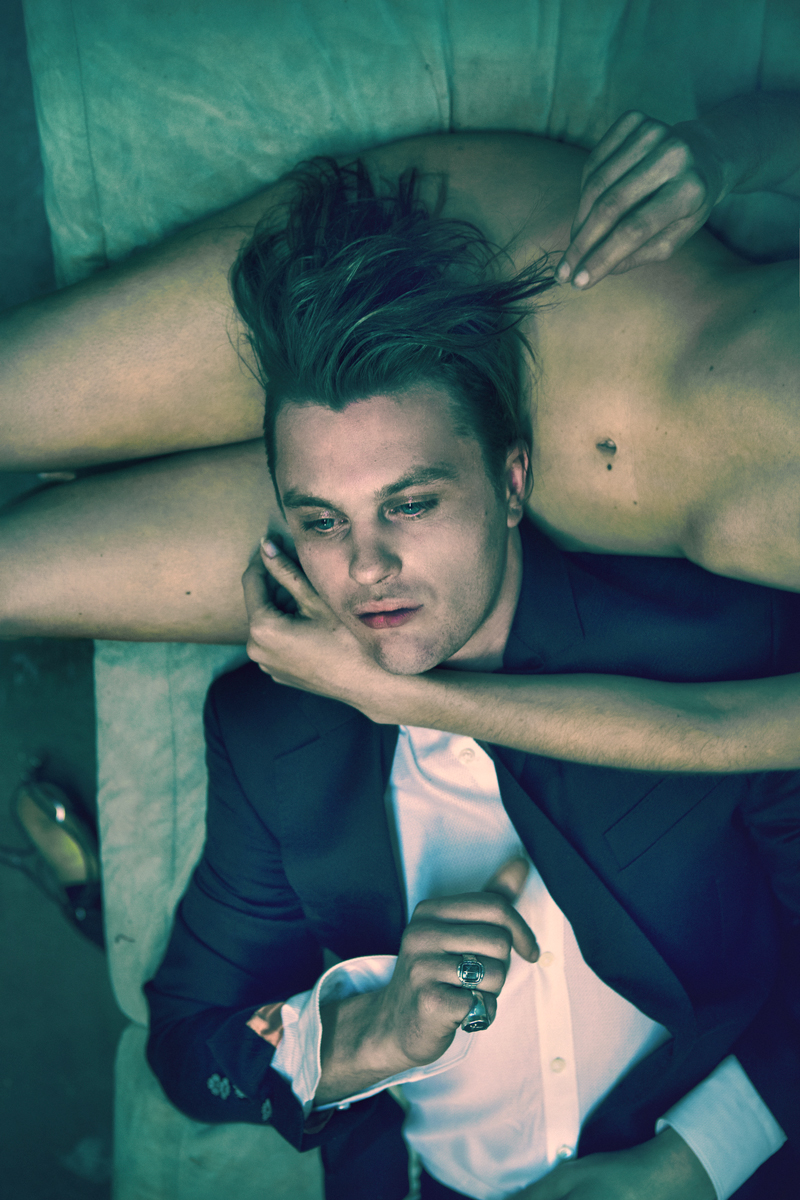 Michael Pitt — Flaunt Magazine