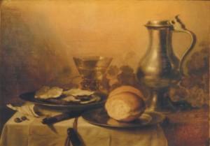 2.-Claesz---Still-life