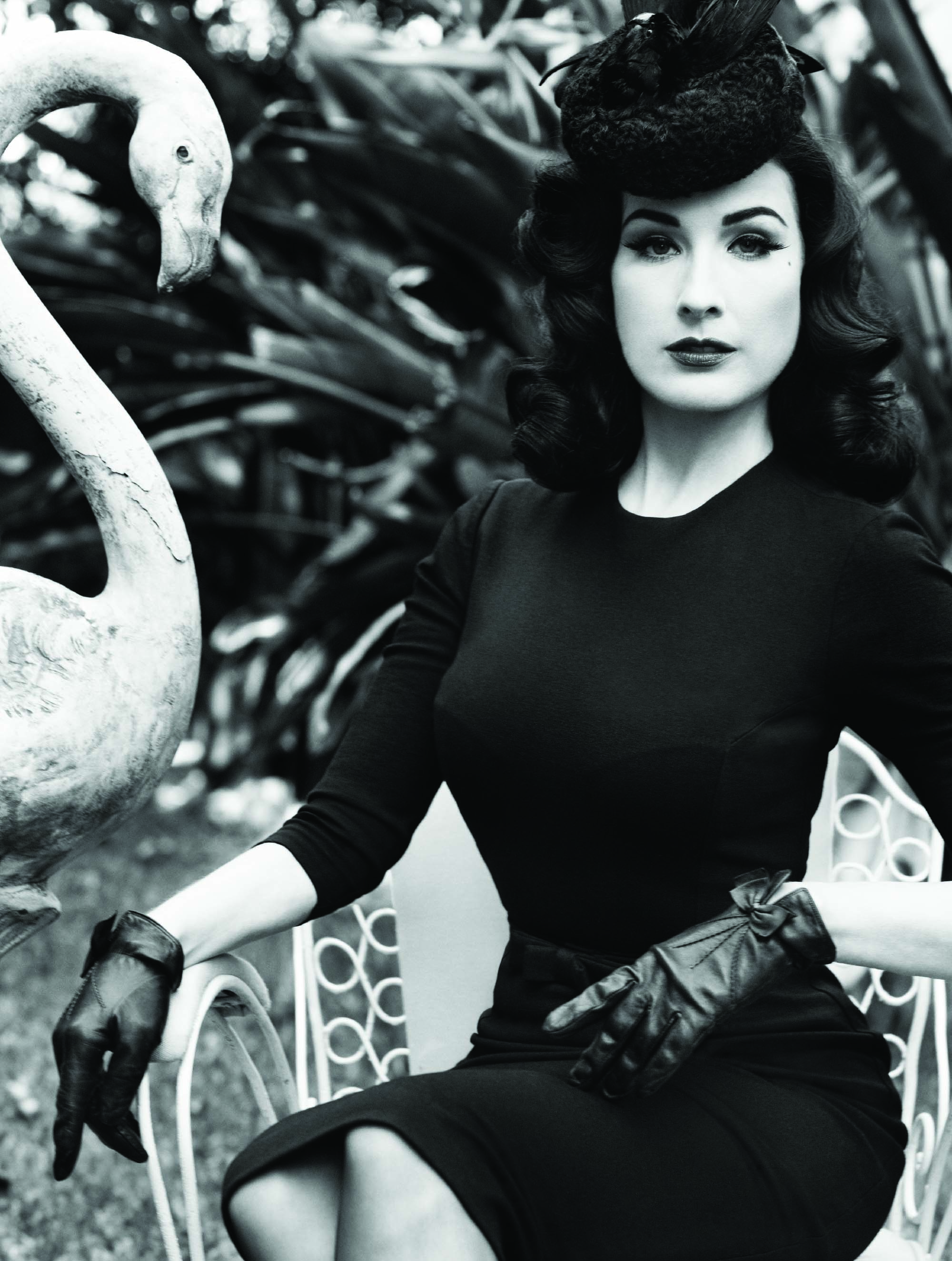 f60c7f636fac Take Your Time on Those Curves: Dita Von Teese — Flaunt Magazine