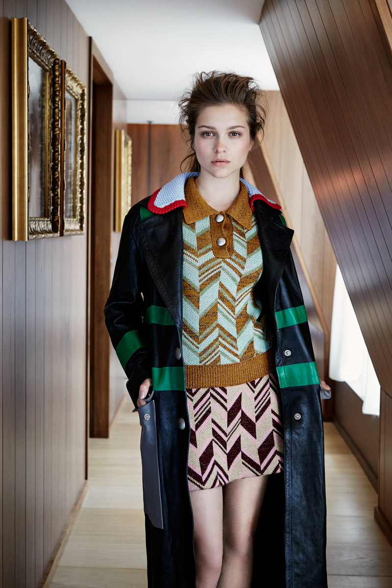 Sophie Cookson — Flaunt Magazine