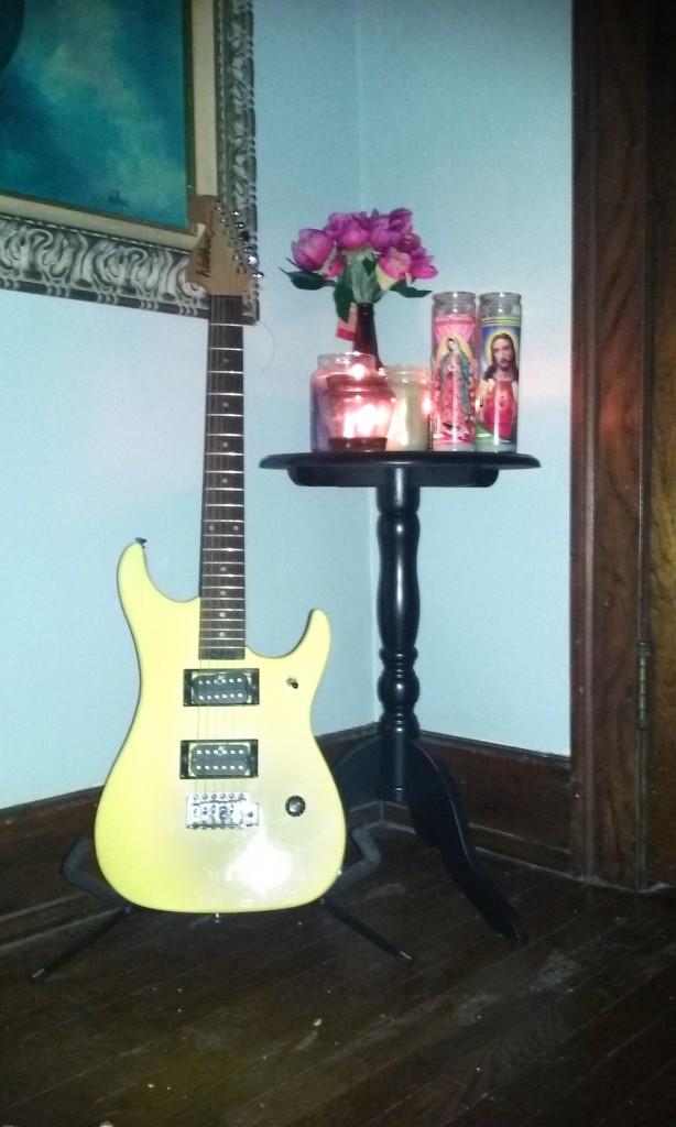 GuitarandCandles