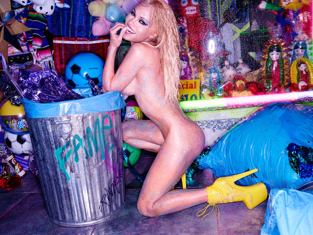 Pamela boy anderson play young