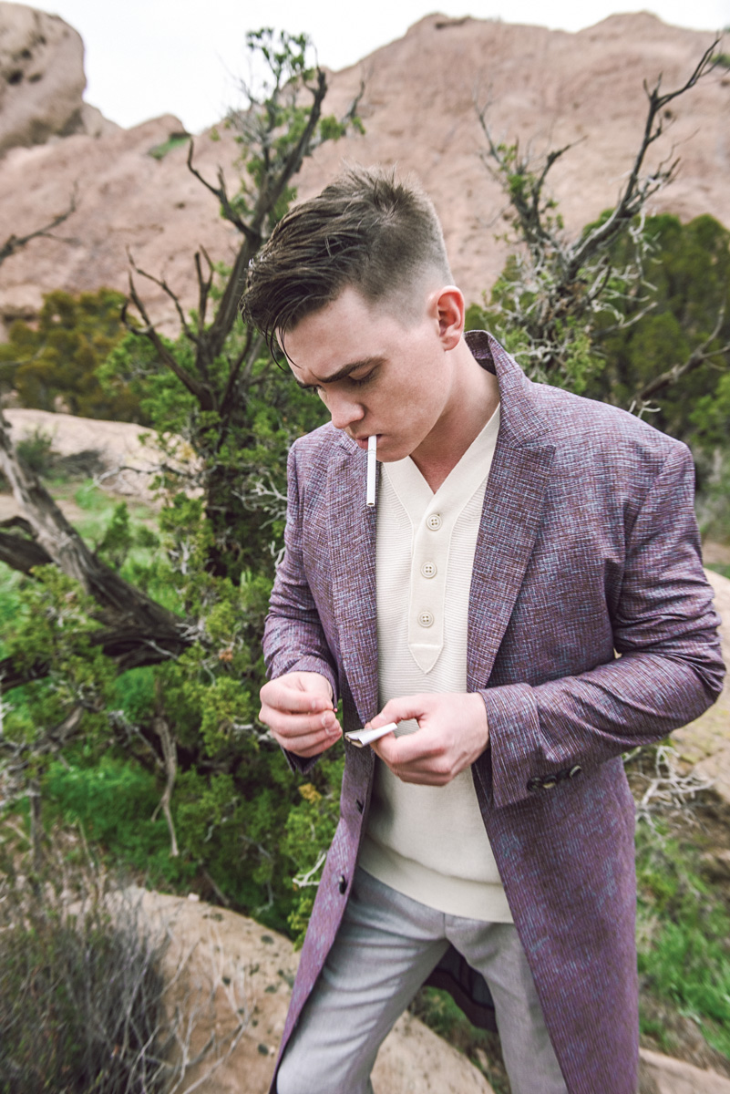 Jesse Mccartney Flaunt Magazine
