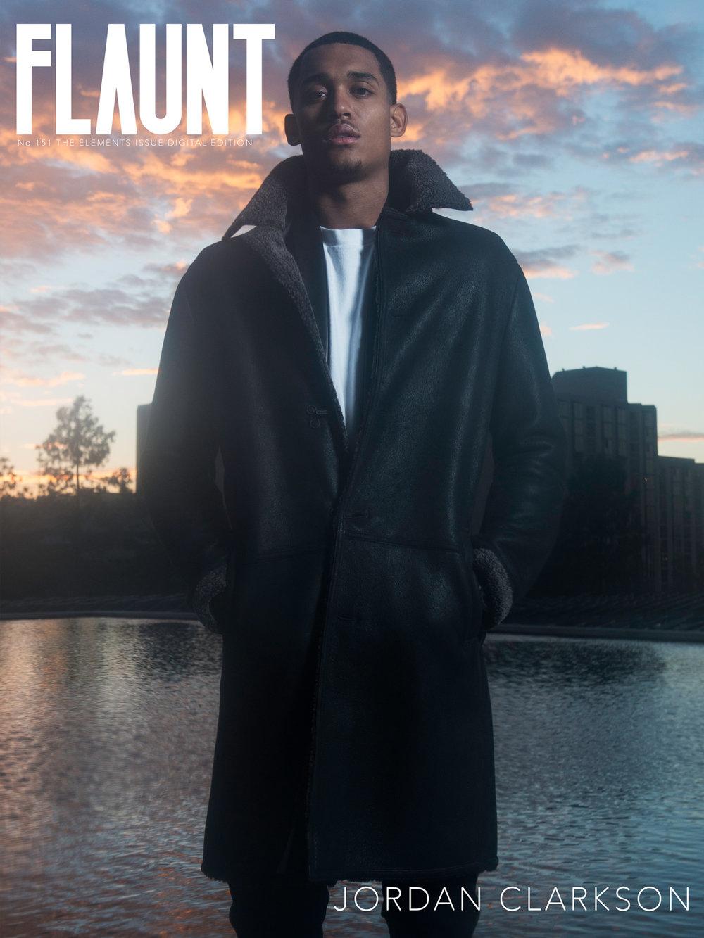 1c74ff8972c THE ELEMENTS ISSUE: JORDAN CLARKSON — Flaunt Magazine
