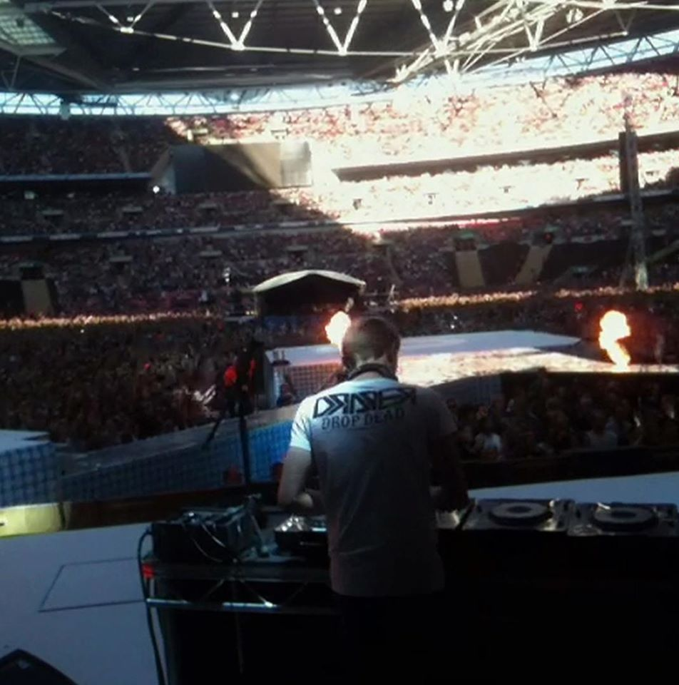 2. Wembley Stadium_July 2012