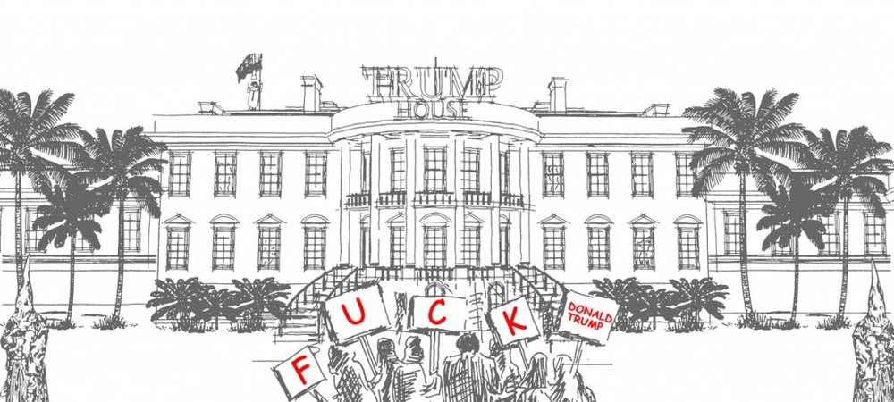F#CK-DONALD-TRUMP-by-DAVON-JOHNSON-BW