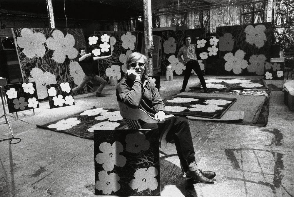 Ugo-Mulas-Andy-Warhol-Philip-Fagan-et-Gerard-Malanga-New-York-1964.jpg