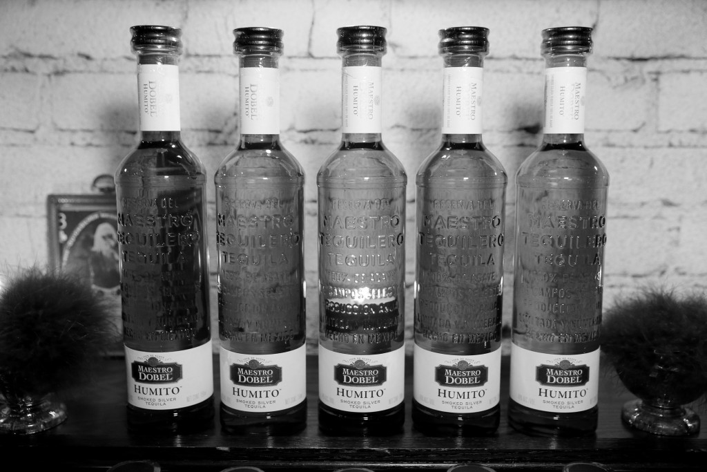 """""""Los Angeles Says Hello To Humito - The World's First Smoked Silver Tequila By Maestro Dobel Tequila"""""""