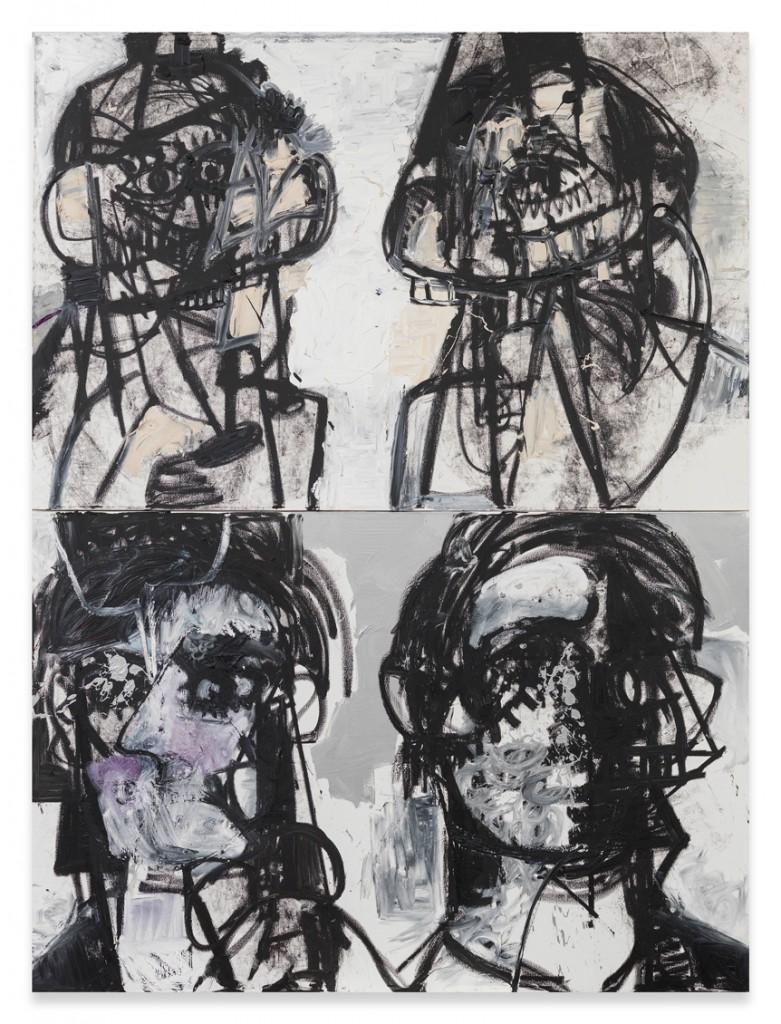 George-Condo,-Self-Portraits-Facing-Cancer-1,-2015