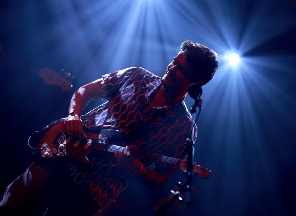John Mayer at Echoplex | July 26 | All images shot by Rich Fury, Getty Images for Bud Light
