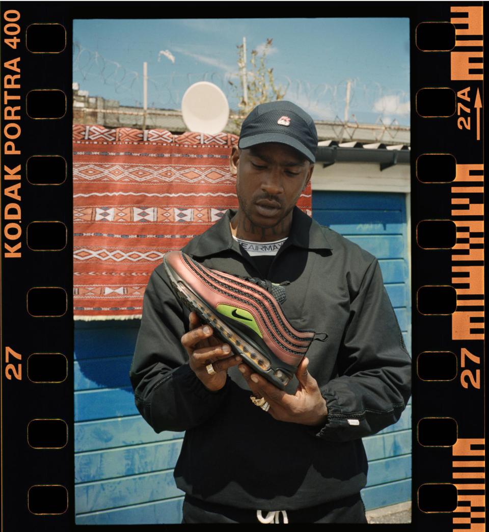 Skepta |  Image c/o Nike