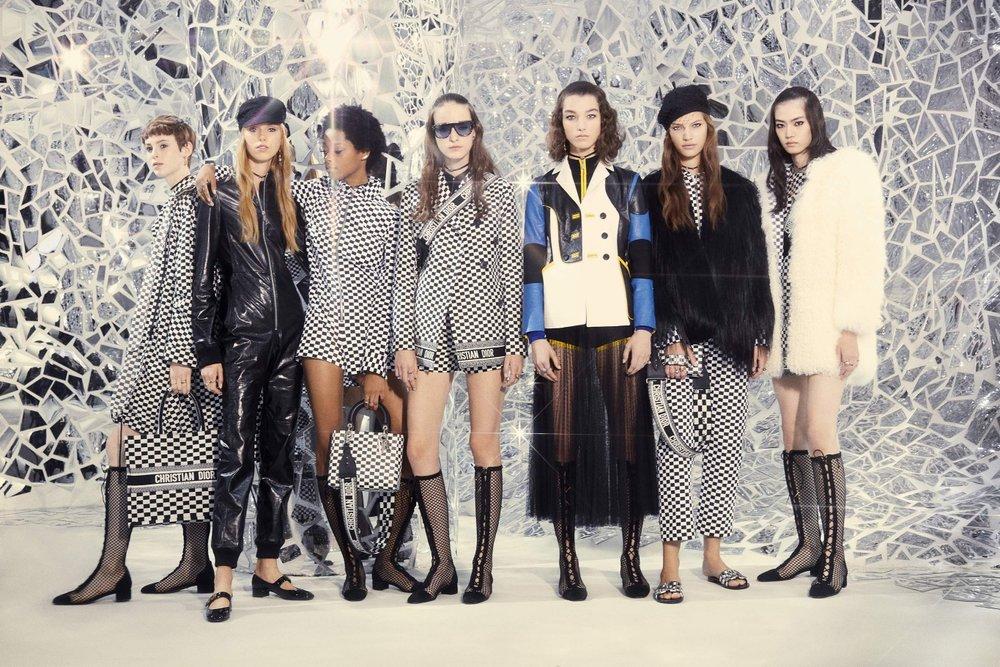 Images via Dior