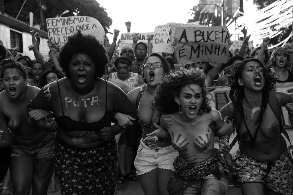 """Marcha"" by Flora Negri, Rio de Janeiro, Brazil."