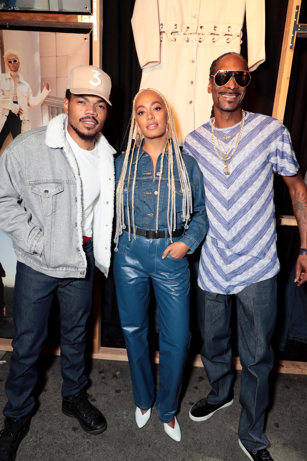 Levi's® Trucker 50th Anniversary, Chance the Rapper, Solange Knowles, Snoop Dogg.jpg