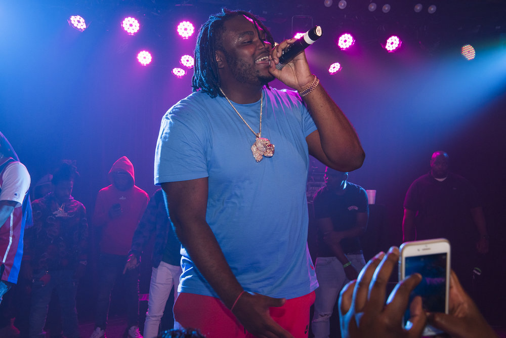 Tee Grizzley at The Roxy on October 10 | all images by  Alyssa Wilks