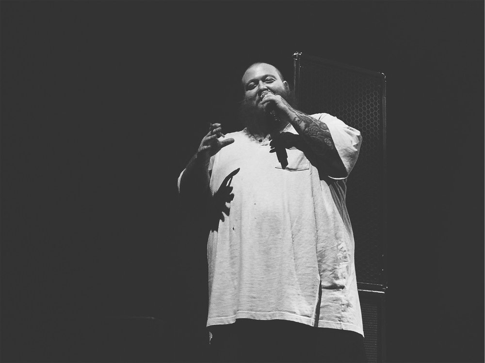 Action Bronson at The Novo DTLA on October 15 | All images by Corey Fuller