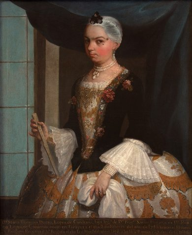 Painted in Mexico, 1700–1790: Pinxit Mexici | Image c/o LACMA