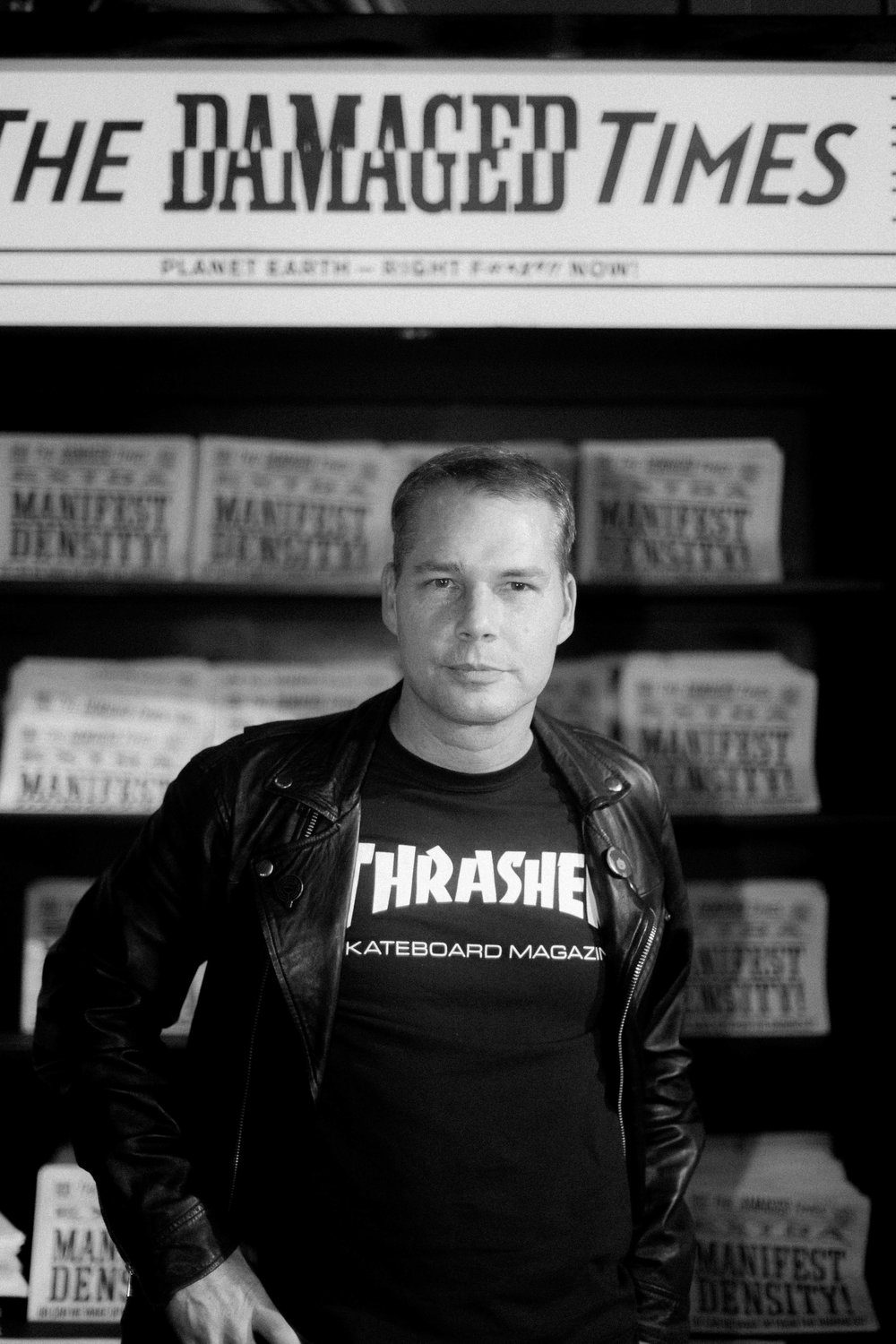 Shepard Fairey | image by Christian Smiley