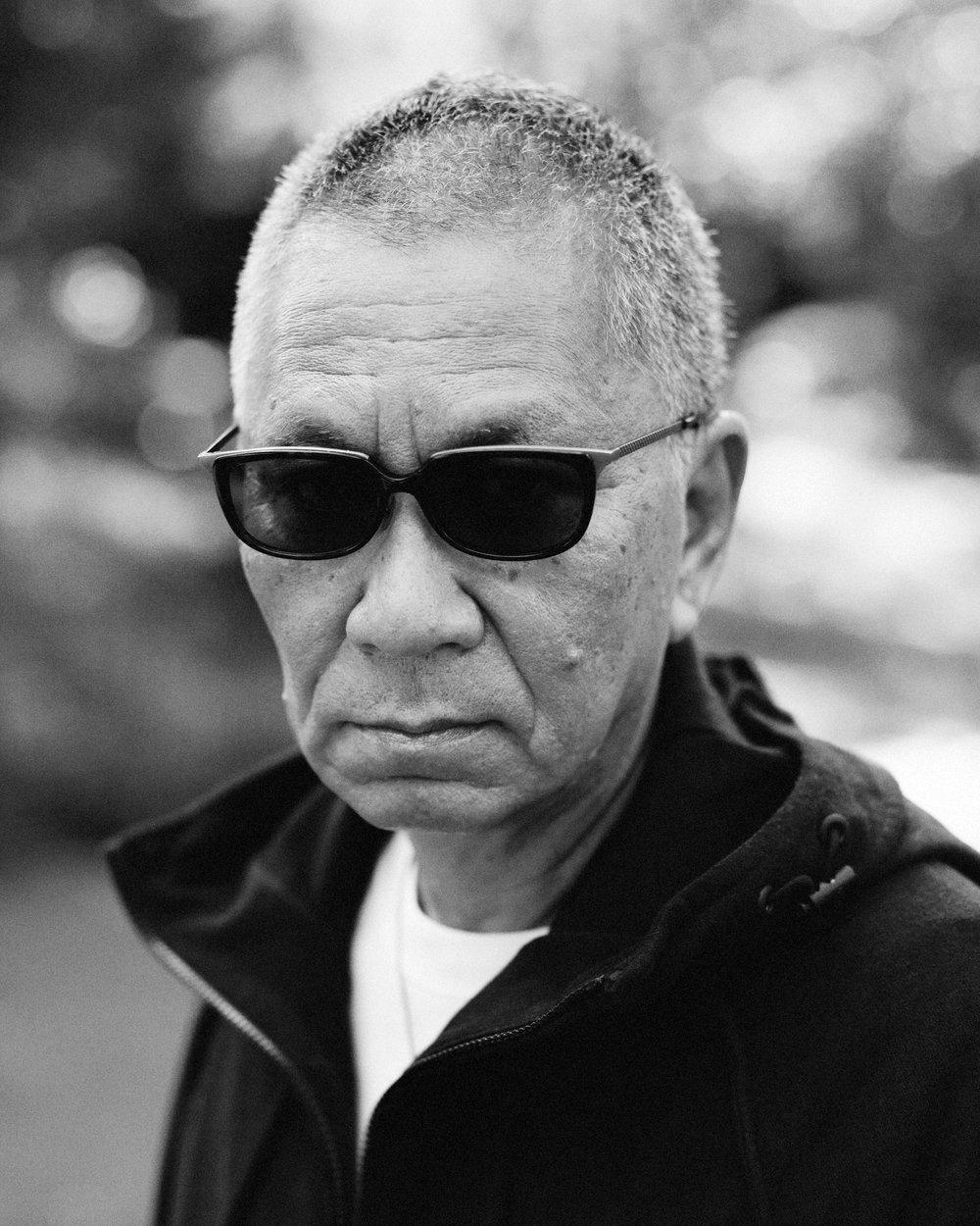 Takashi Miike | photographed by Françios Cavelier