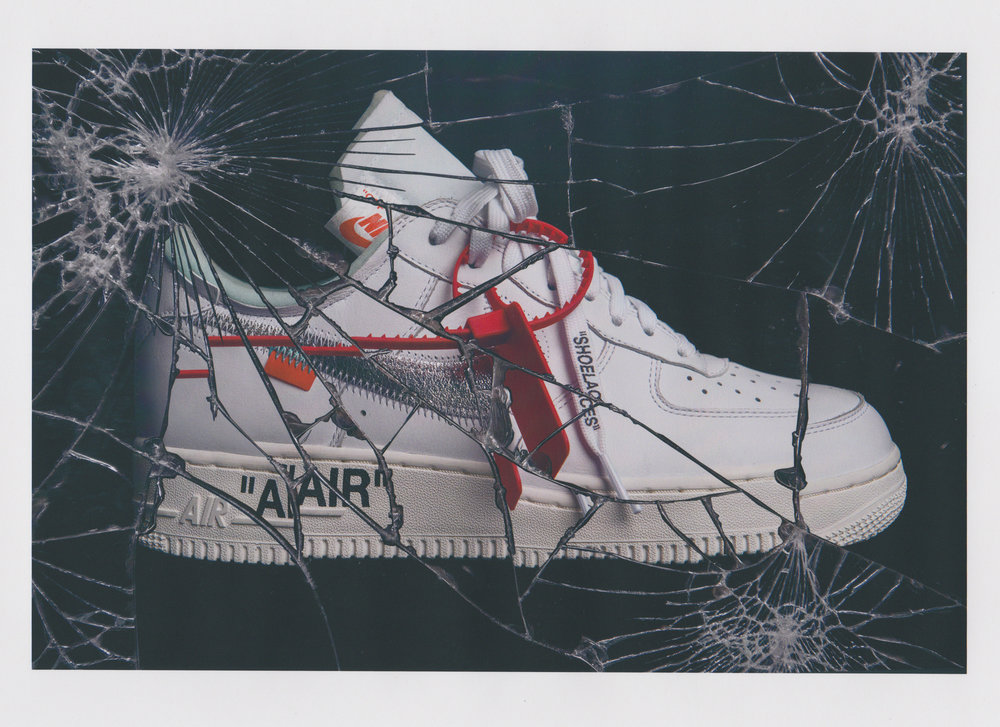 cheaper 2bbb9 ee1fb NIKE Air Force 1  07 Off-White c o Virgil Abloh   released