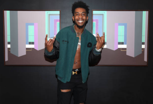 Rapper Desiigner, attending  For Your Information