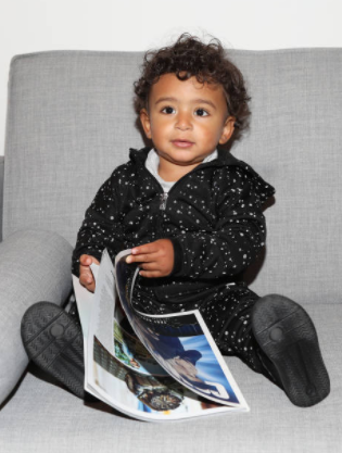DJ Khaled's son Asad at  For You Information