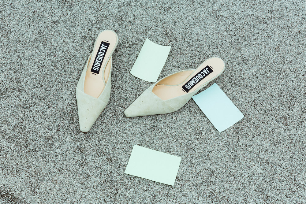 JACQUEMUS  shoes available at Matchesfashion.com.