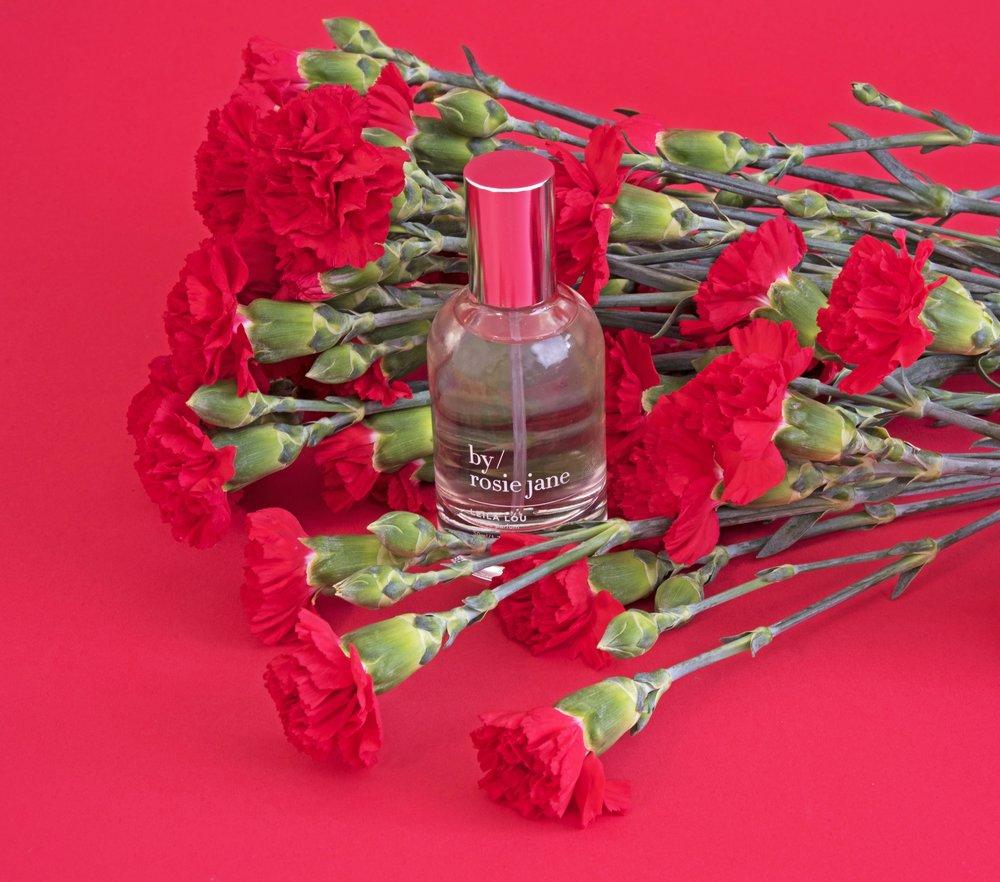 Perfume,  by Rosie Jane , ($50).