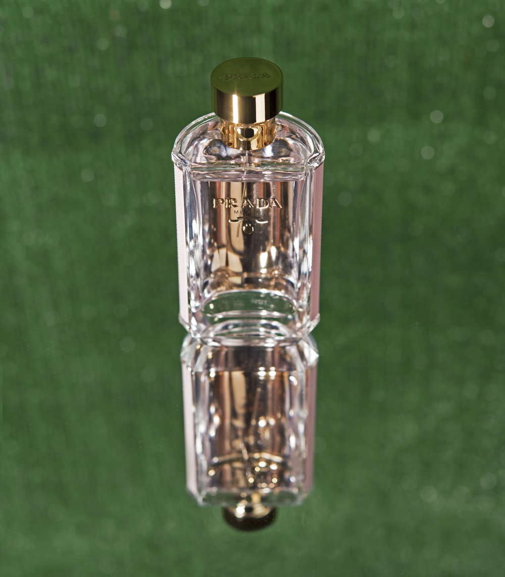Perfume  La Femm Prada L'Eau ,  PRADA , $130.