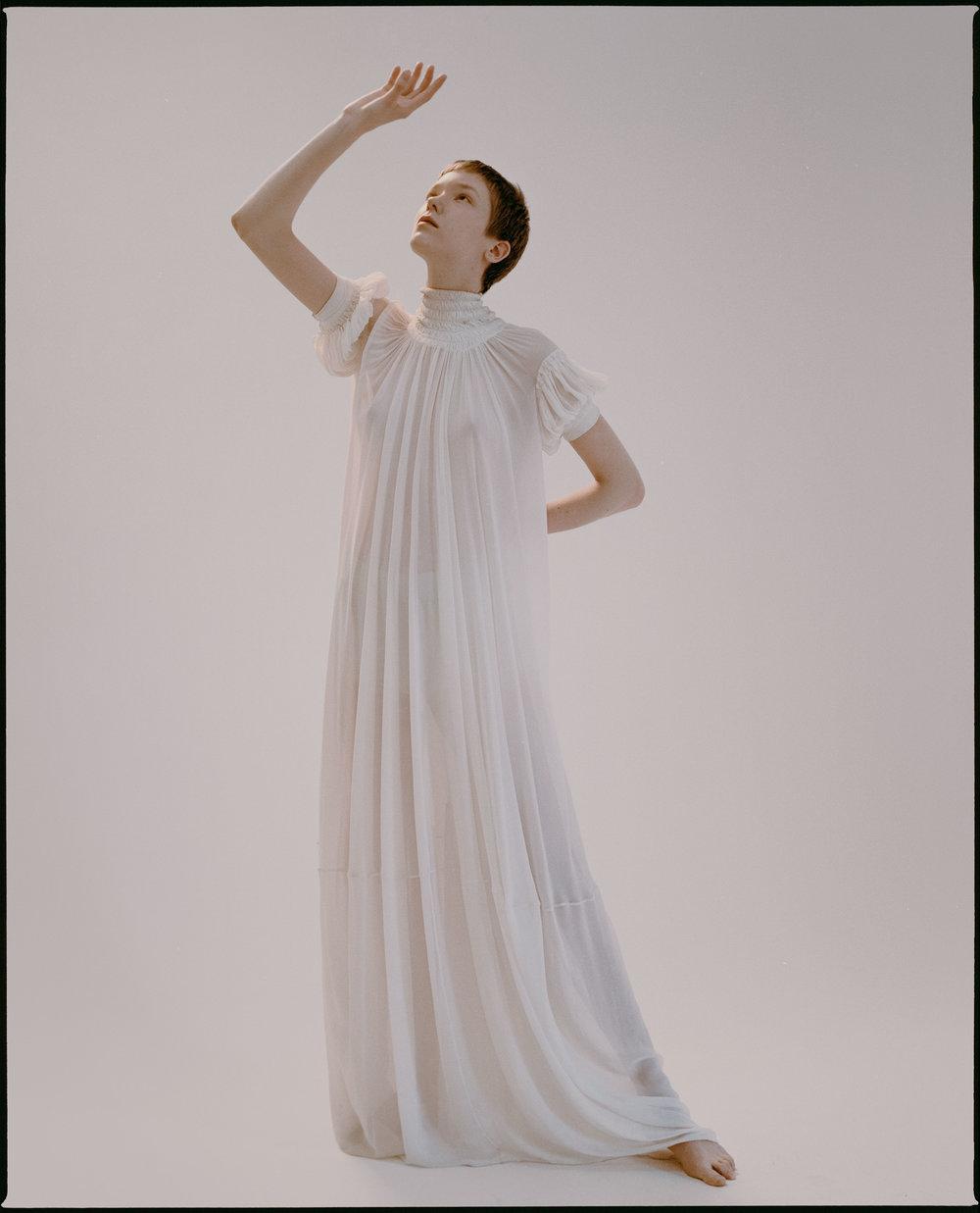 JIL SANDER dress.