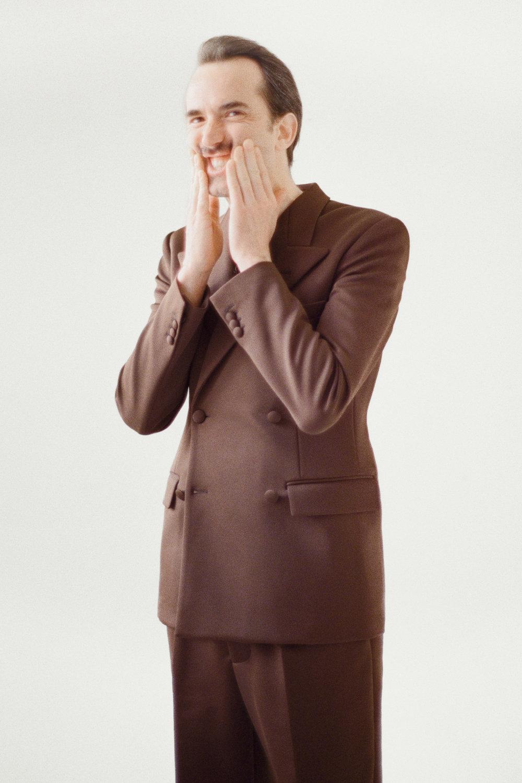 MAISON MARGIELA  suit.