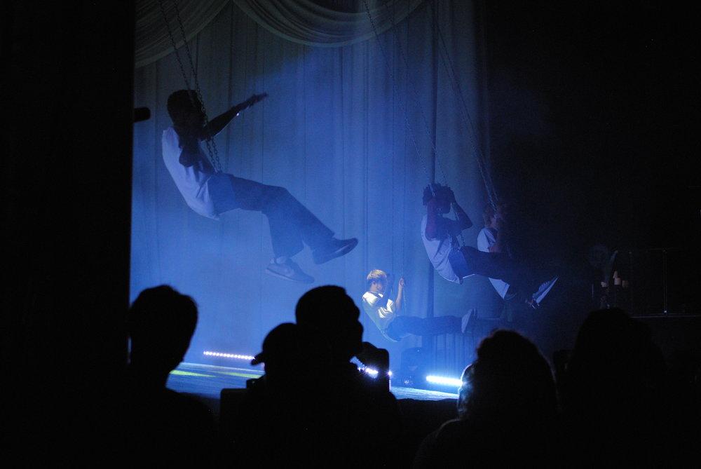 BROCKHAMPTON performance