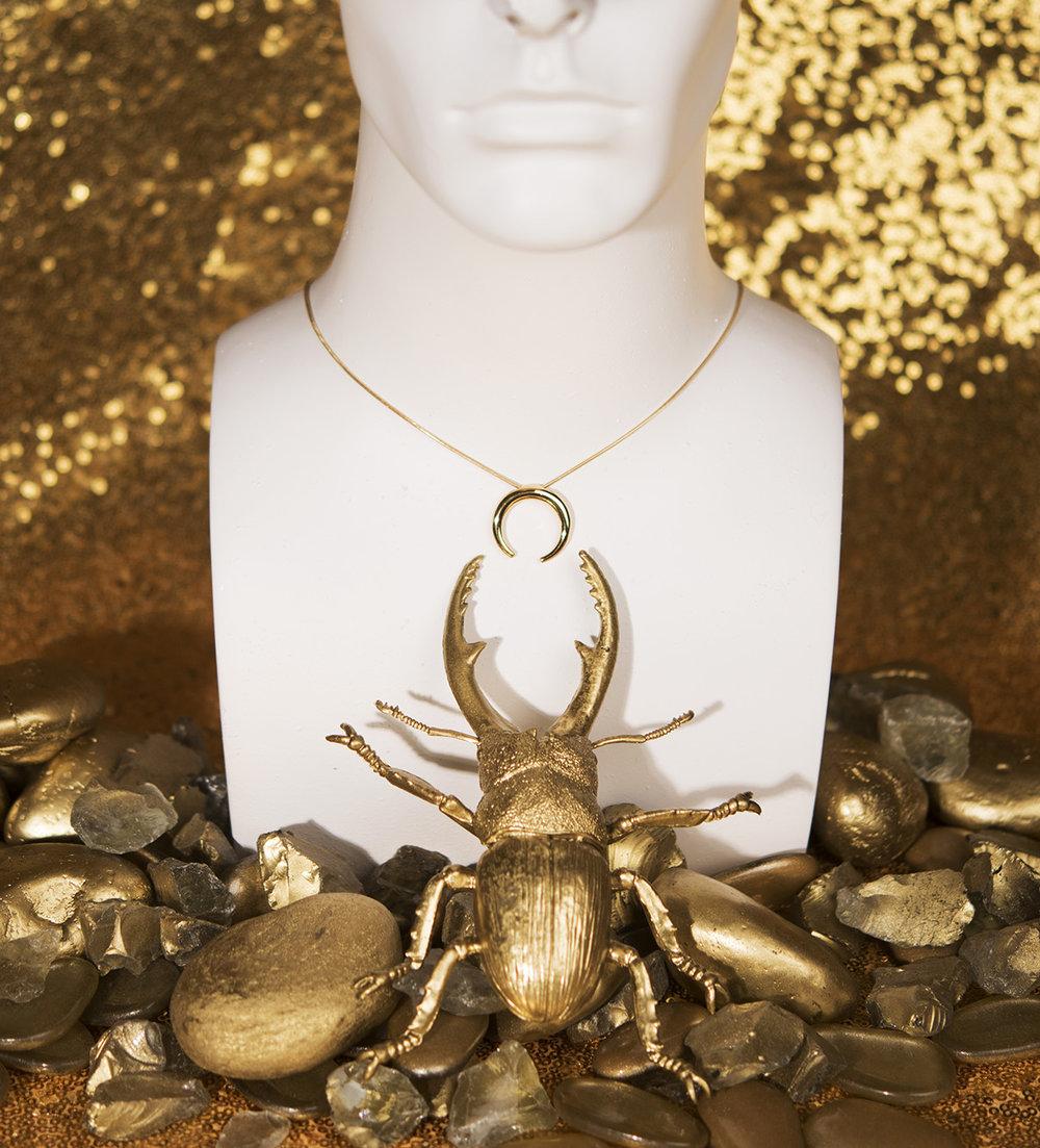 GABRIELA ARTIGAS Mini Eternal Necklace
