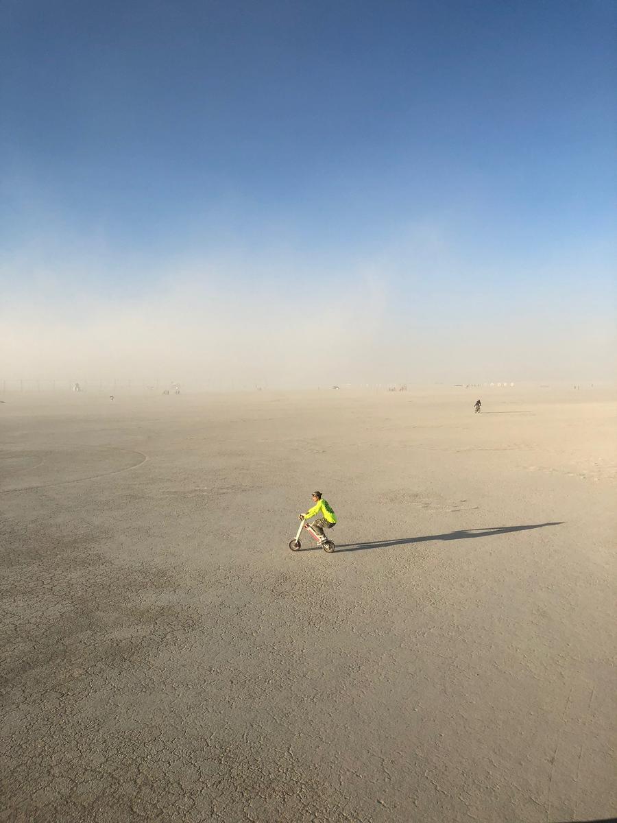 12.  Priestess  - Pumarosa: Desert Stroll